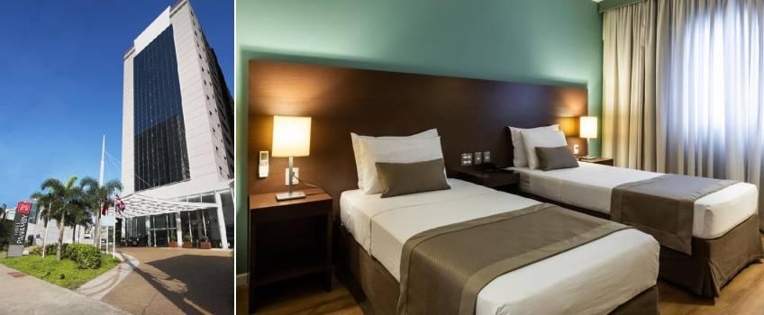 Hotéis Perto Do Allianz Parque: Hotel Panamby São Paulo