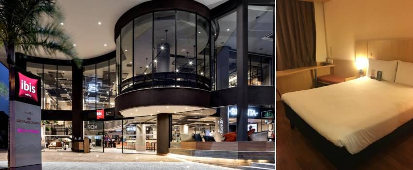 Hotéis Perto Do Allianz Parque: Ibis Sao Paulo Barra Funda