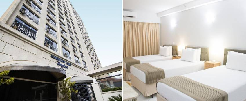Hotéis Próximos Ao Allianz Parque: Plaza Inn American Loft