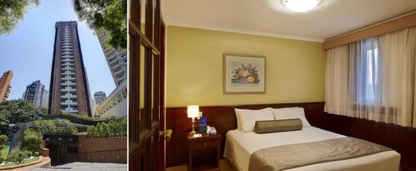 Hotéis Próximos Ao Allianz Parque: Transamerica Classic Higienópolis