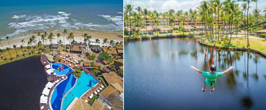 Melhores Resorts Do Brasil: Cana Brava All Inclusive Resort
