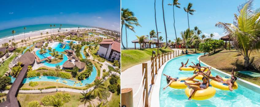Resorts All Inclusive Brasil: Enotel Acqua Club - All Inclusive