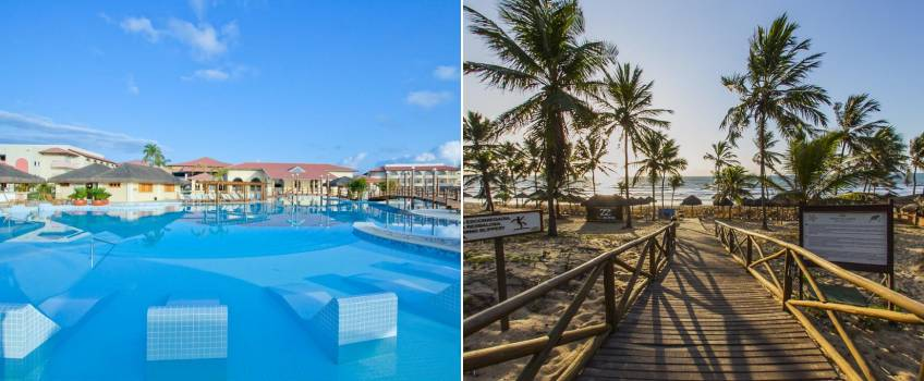 Grand Palladium Imbassaí Resort And Spa - All Inclusive Em Brasil