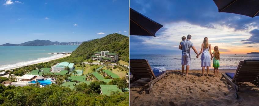 Infinity Blue Resort And Spa Em Brasil