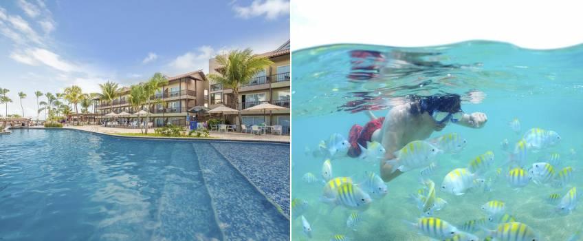 Salinas Maceio All Inclusive Resort Em Brasil