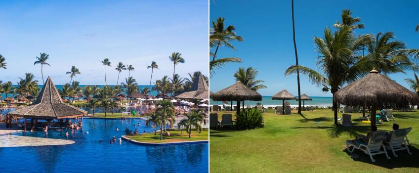 Resorts All Inclusive Brasil: Vila Galé Resort Marés - All Inclusive