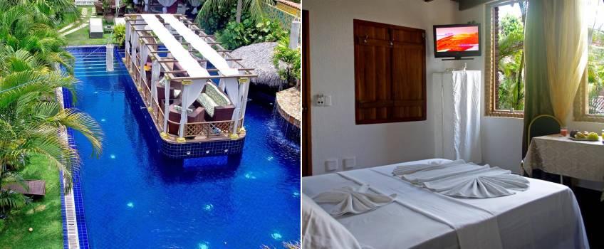 Pousada Canoa Quebrada Ce: Pousada Presidente Hotel