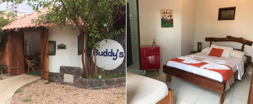 Buddys Hostel And Pousada Alto Paraiso Em Capada Dos Veadeiros