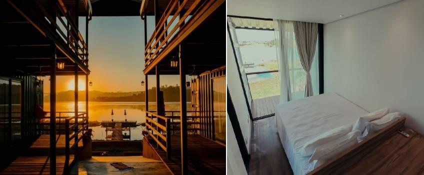 Villa Container Lodge Em Capitólio