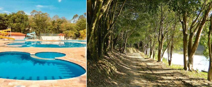Hotéis Fazenda Sp: Hotel Fazenda Ararita