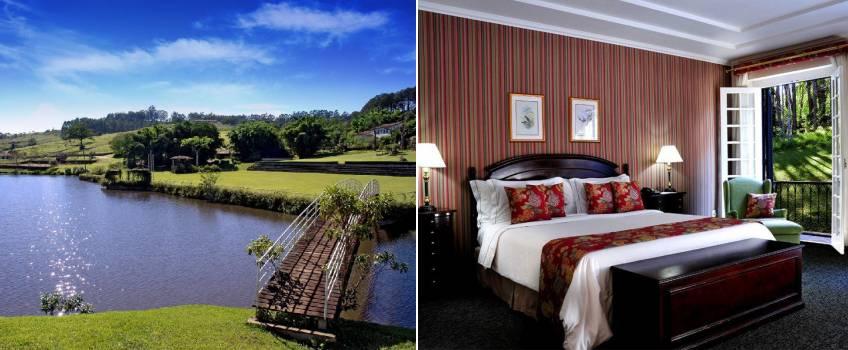 Hotel Fazenda Interior Sp: Hotel Fazenda Dona Carolina