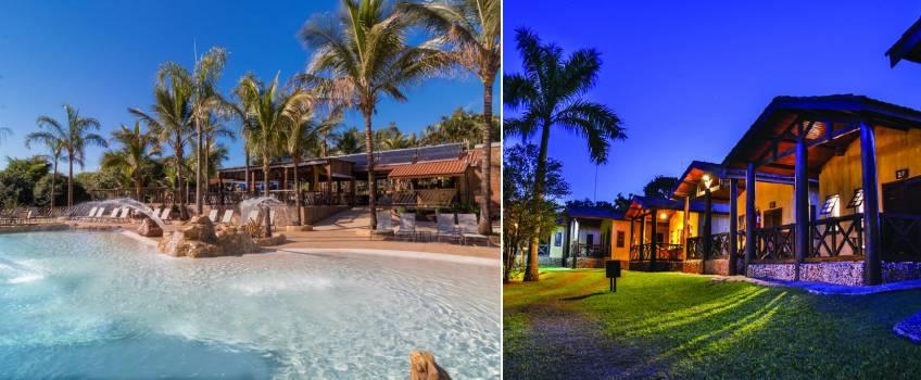 Hotel Fazenda Interior Sp: Recanto Alvorada Eco Resort