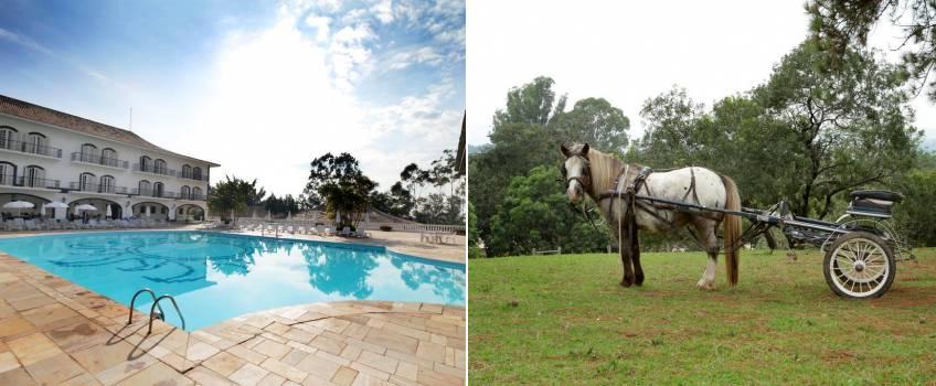 Hotéis Fazenda Sp: San Raphael Country Hotel