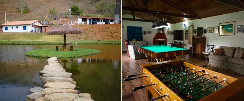 Hotel Fazenda Rio De Janeiro: Eco Resort Bela Riba