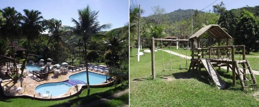 Hotel Fazenda Rio De Janeiro: Hotel Fazenda Canto Da Serra