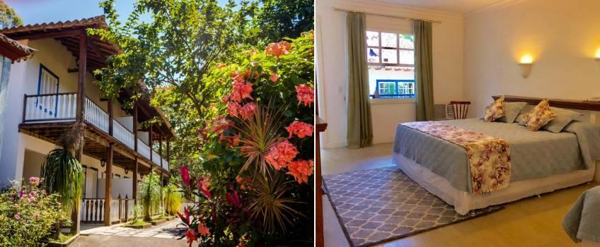 Hotéis Fazenda Rj: Hotel Fazenda Florença