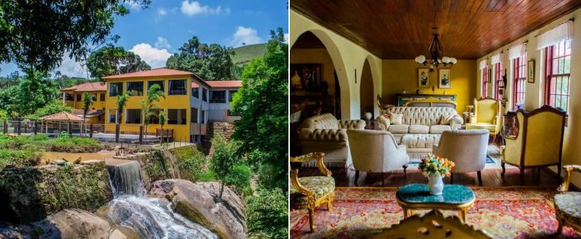 Hotéis Fazenda Rj: Hotel Fazenda Mangalarga