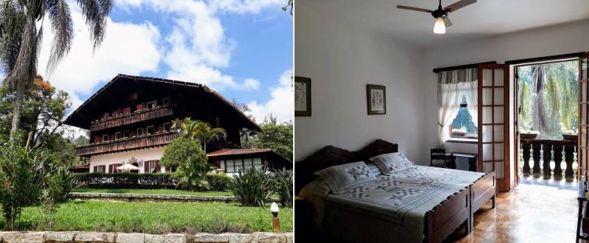 Hotel Fazenda Rio De Janeiro: Hotel Fazenda São Moritz