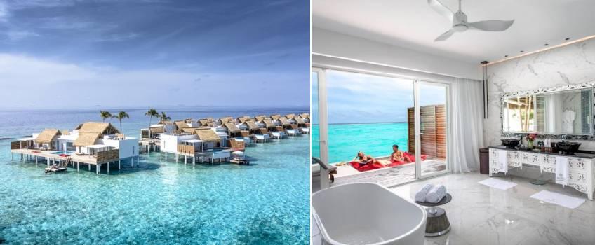Resort Ilhas Maldivas: Emerald Maldives Resort And Spa-Deluxe All Inclusive
