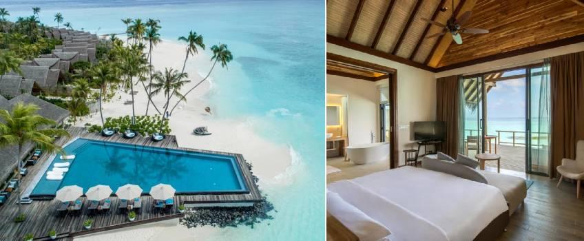 Resorts Nas Maldivas: Fushifaru Maldives