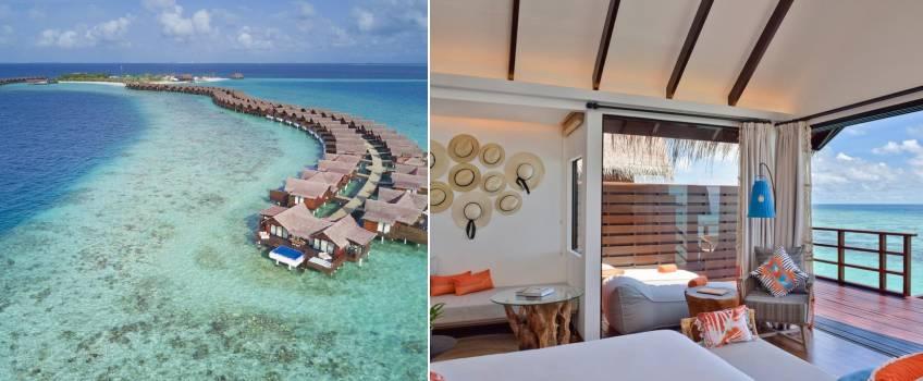 Resort Ilhas Maldivas: Grand Park Kodhipparu Maldives