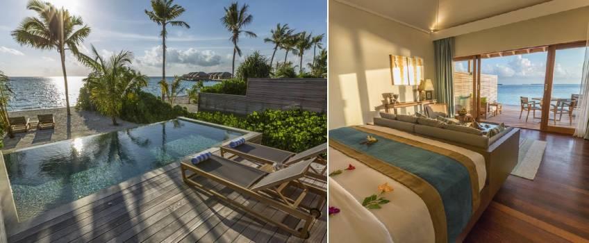 Melhores Resorts nas Maldivas: Hurawalhi Island Resort