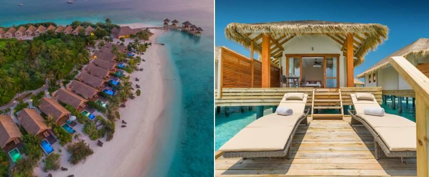 Kudafushi Resort And Spa Em Maldivas