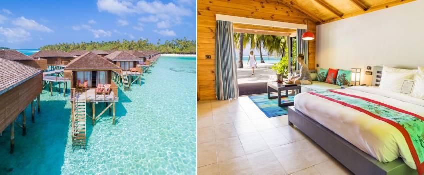 Resort Ilhas Maldivas: Meeru Island Resort And Spa