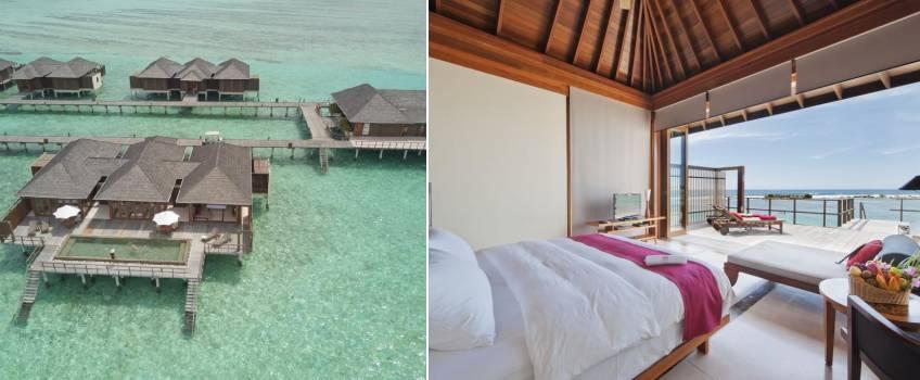 Resorts Nas Maldivas: Paradise Island Resort And Spa