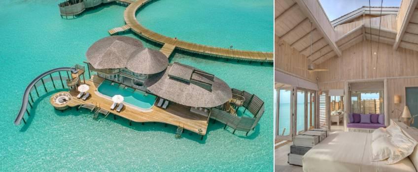 Resort Ilhas Maldivas: Soneva Jani