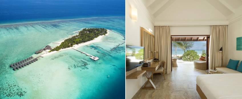 Summer Island Maldives Resort nas Maldivas