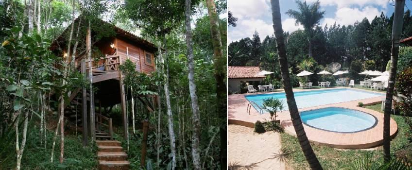 Hotel Fazenda Em Minas Gerais: Estalagem Fazenda Lazer