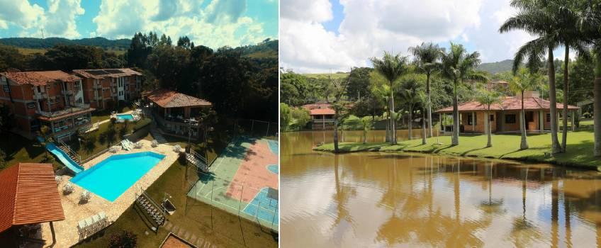 Hotel Fazenda Em Minas Gerais: Hotel Fazenda Alamo