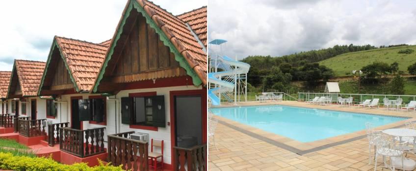Hotel Fazenda Bavaria Em Minas Gerais