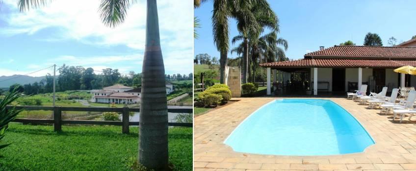 Hotel Fazenda Bela Vista Em Minas Gerais