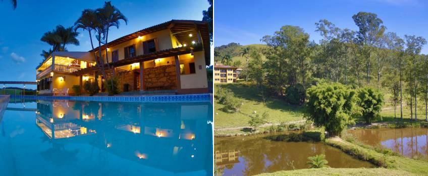 Hotéis Fazenda Mg: Hotel Fazenda Horizonte Belo