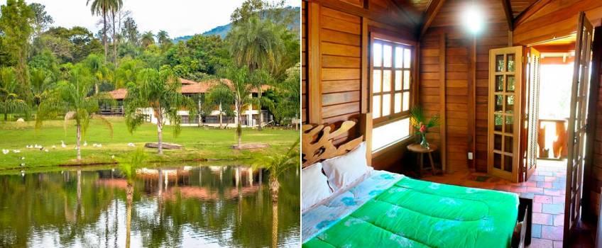 Hotel Fazenda Em Minas Gerais: Hotel Fazenda Igarapés