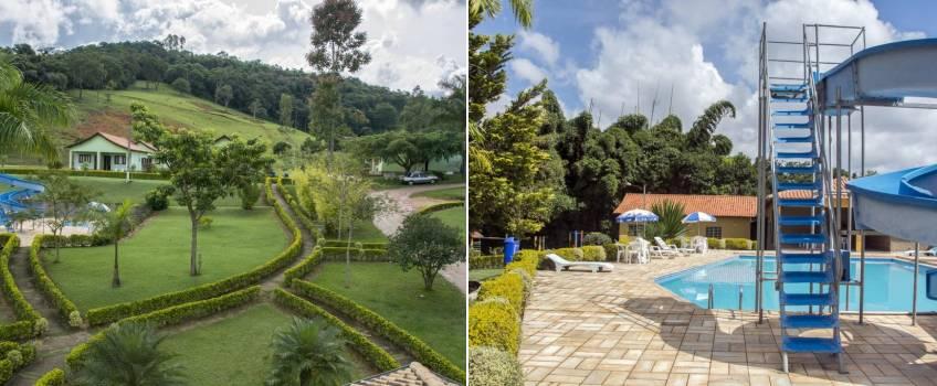 Hotel Fazenda Monte Sião Em Minas Gerais