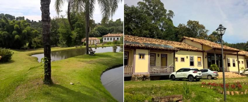 Hotel Fazenda Em Minas Gerais: Hotel Fazenda Palestina