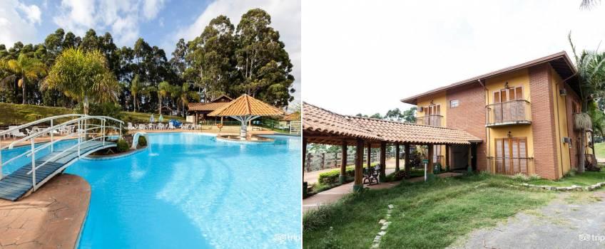 Hotel Fazenda Poços De Caldas Em Minas Gerais