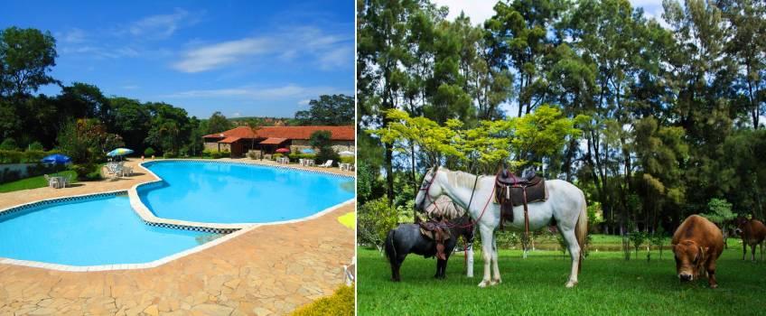 Hotel Fazenda Em Minas Gerais: Hotel Fazenda Pontal De Tiradentes