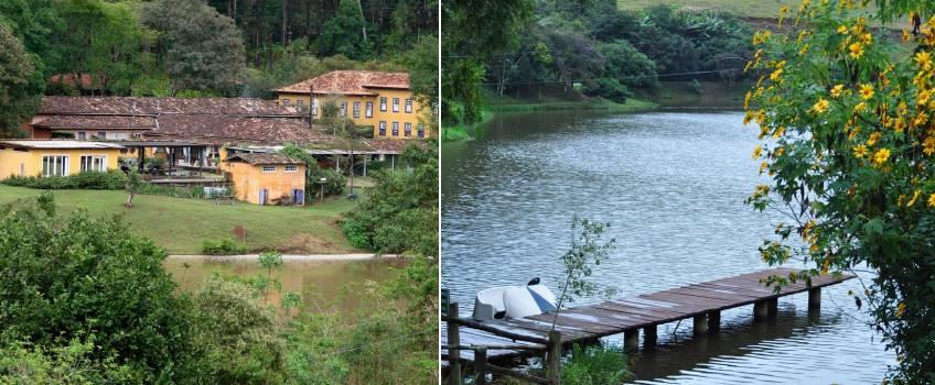 Hotel Fazenda Em Minas Gerais: Hotel Fazenda Santa Marina
