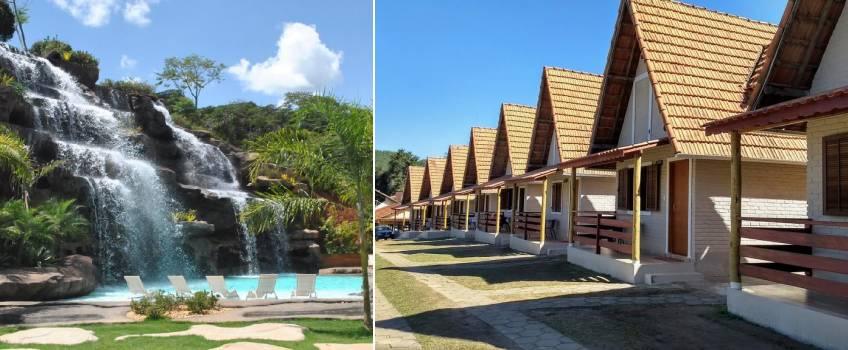 Hotéis Fazenda Mg: Hotel Fazenda Vista Alegre