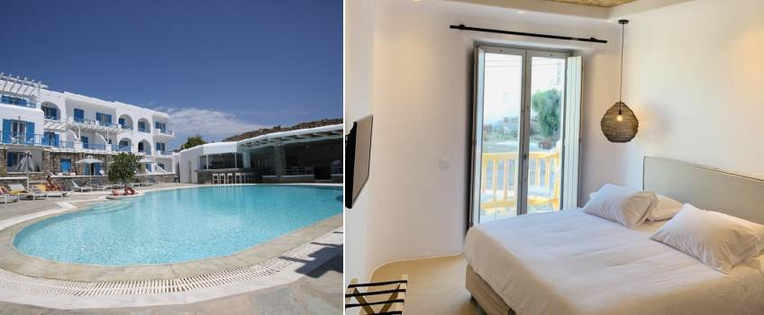 Onde Ficar Em Mykonos: Argo Hotel