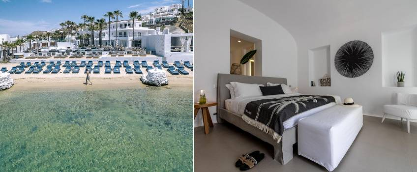 Blanc - Preferred Hotels And Resorts Em Mykonos