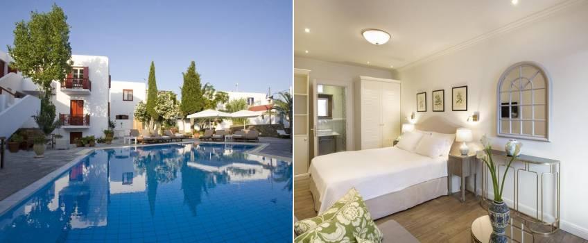Hotéis Em Mykonos: Despotiko Hotel