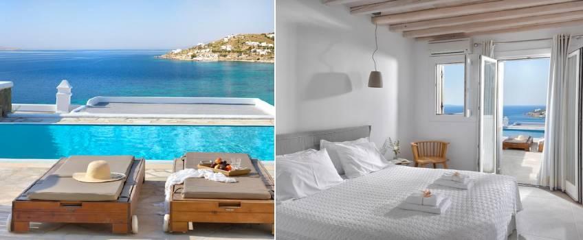 Onde Ficar Em Mykonos: Horizon Hotel - Adults Only