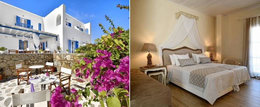 Onde Ficar Em Mykonos: Hotel Erato