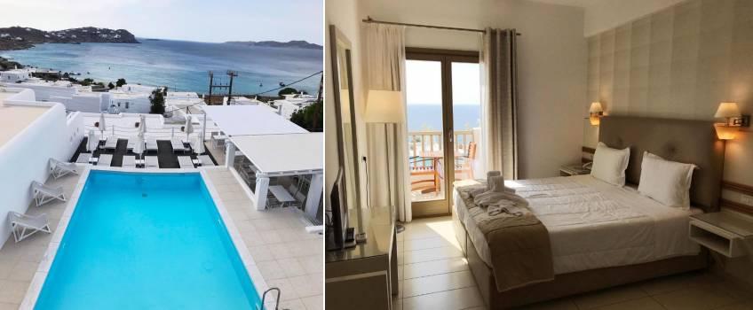Hotéis Em Mykonos: Lithos By Spyros And Flora