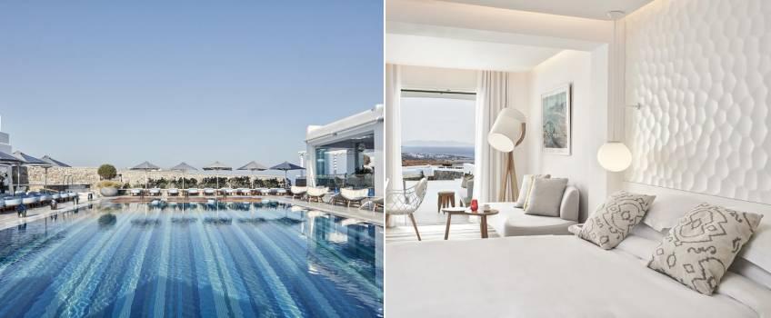 Myconian Kyma - Design Hotels Em Mykonos